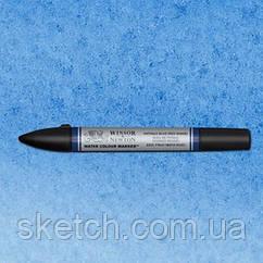 Маркер акварельный Winsor Watercolor Markers  № 514 Phthalo Blye