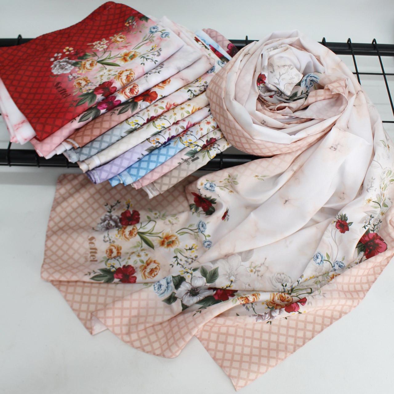 """Жіночий шарф палантин Softel """"Ніколь"""" 110007"""