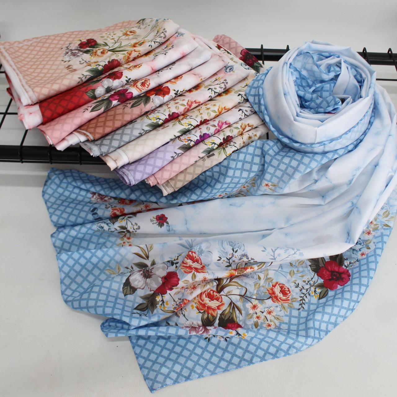 """Жіночий шарф палантин Softel """"Ніколь"""" 110008"""