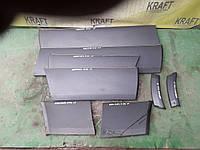 1246901840 Накладка двери (листва) для Mercedes 124 Седан, фото 1