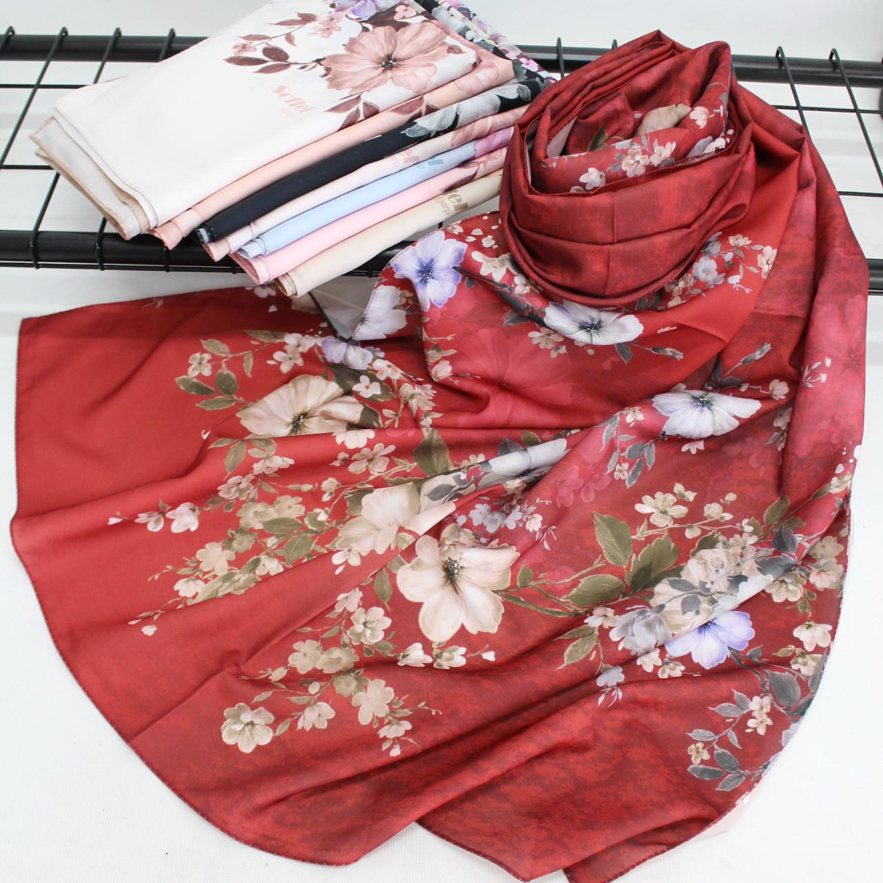 """Жіночий шарф палантин Softel """"Ніколь"""" 110017"""
