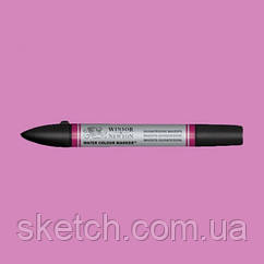 Маркер акварельный Winsor Watercolor Markers  № 545 Quinacridone Magenta
