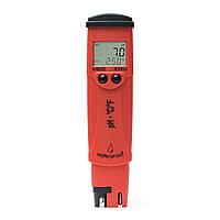 Кишеньковий водонепроникний pH-метр/термометр pHep4, HI 98127