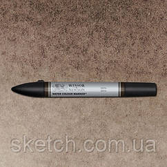 Маркер акварельный Winsor Watercolor Markers  № 609 Sepia