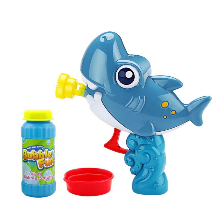 """Мыльные пузыри """"Акула"""" 60 мл DHOBB10126"""