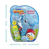 """Мильні бульбашки """"Акула"""" 60 мл DHOBB10126, фото 2"""