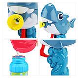 """Мильні бульбашки """"Акула"""" 60 мл DHOBB10126, фото 3"""