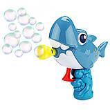 """Мильні бульбашки """"Акула"""" 60 мл DHOBB10126, фото 4"""