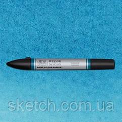Маркер акварельный Winsor Watercolor Markers  № 654 Turquoise