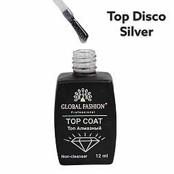Светоотражающий топ Global Fashion (Серебро) 12 мл без липкого слоя