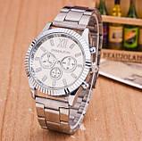 Модные женские часы Michael Kors качественные реплика золотистые серебристые, фото 2