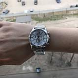 Модные женские часы Michael Kors качественные реплика золотистые серебристые, фото 6