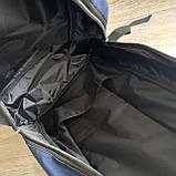 Мужской спортивный рюкзак Fila Фила городской для тренировок для мужчин синий, фото 10