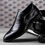 Туфлі чоловічі класичні (156200), фото 2