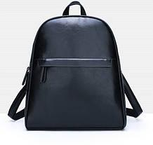 Рюкзак городской женский, Модные женские рюкзаки, Рюкзак для девушки черный коричневый