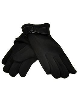 Перчатка Подростковая стрейч D2 ПЛ мод-1 black черный (мальчик)
