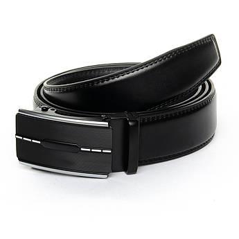 Ремень Мужской кожа C40-1761-2 black черный