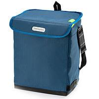 Сумка-холодильник для продуктів Кемпінг Picnic 19 л, синій