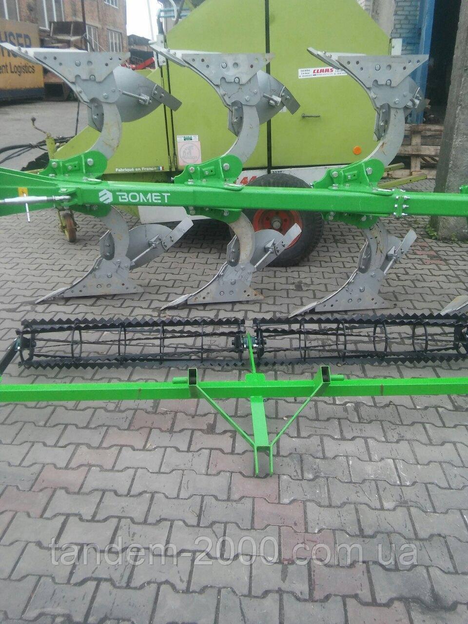 Каток для культиватора 3.2 м Bomet Польща
