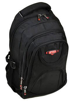 Рюкзак Городской нейлон Power In Eavas 920 black черный