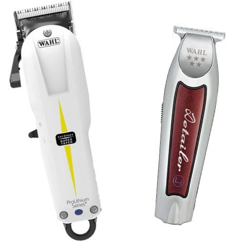 Комбо-набор Wahl Barber #4 (SuperTaper Cordless+ Detailer Wide Cordless)