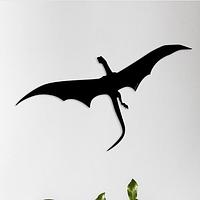 Объемная картина из дерева DecArt Dragon