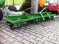 Каток для культиватора 2.5 м (2-рядний) Bomet Польша, фото 1