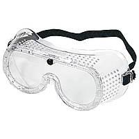 Очки защитные белые TOPEX 82S109