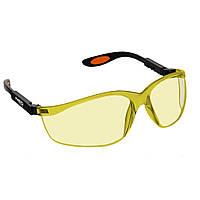 Очки защитные из поликарбоната NEO, желтые 97-501