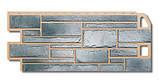 Фасадна панель під камінь Білий Камінь Альта Профіль (пластиковий цокольний сайдинг), фото 6
