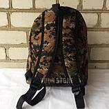 Рюкзак міський Nike піксельний, фото 2