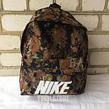 Рюкзак міський Nike піксельний, фото 4