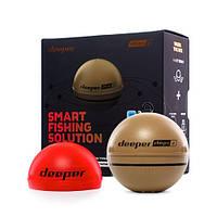 Эхолот Deeper Smart Sonar CHIRP+WiFi+GPS 2.0 (крышка для ночной рыбалки)