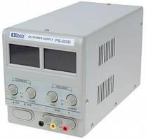 Лабораторний блок живлення EXTOOLS PS-305D 30В 5А цифровий