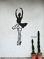 Объемная картина из дерева DecArt Ballerina