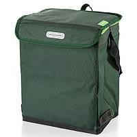 Сумка-холодильник для продуктів Кемпінг Picnic 19 л, зелений