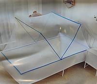 Балдахин антимоскитный Полог Сетка от комаров на кровать 190х160х82 SE3