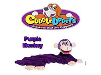 CuddleUppets - Purple Monkey