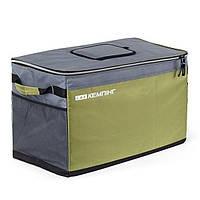 Велика ізотермічна сумка-холодильник Кемпінг Party Bag CA-2013 60л
