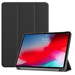 Чехол AIRON Premium для iPad Pro 11'' 2018 с защитной пленкой и салфеткой Black