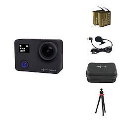 Набор блогера 12 в 1: экшн-камера AIRON ProCam 8 с аксессуарами
