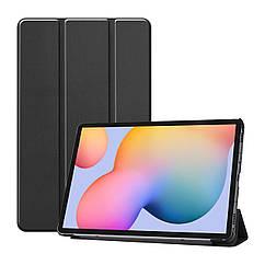 Чехол AIRON Premium для Samsung Galaxy Tab S6 Lite (SM-P610/P615) с защитной пленкой и салфеткой Black