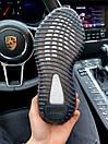 Чоловічі кросівки Adidas Yeezy Boost 350 V2 Black\Red, фото 4