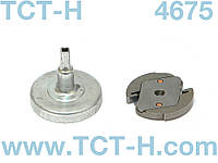Комплект сцепления на электрокосу, D=65 mm