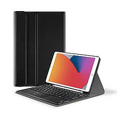Чехол AIRON Premium для iPad 10.2'' 2019/2020 7/8th Gen и Air 3 с Bluetooth клавиатурой с тачпадом