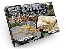Детский набор для проведения раскопок динозавров DINO EXCAVATION 7513DT, 3 вида