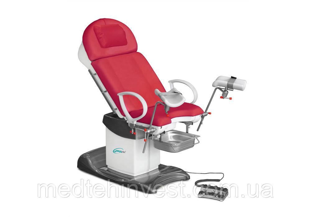 Гінекологічне крісло КГМ-3П (Медін, Білорусь)
