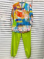 Рубашка женская летняя цветная Grandi 21-4241