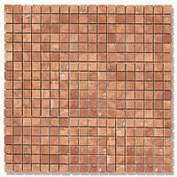 Мозаїка Стар.Валт. МКР-4СВ (15х15) 6 мм Terracotta Mix