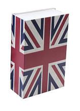 Книга-сейф MK 1849-1 на ключах (Британский Флаг)